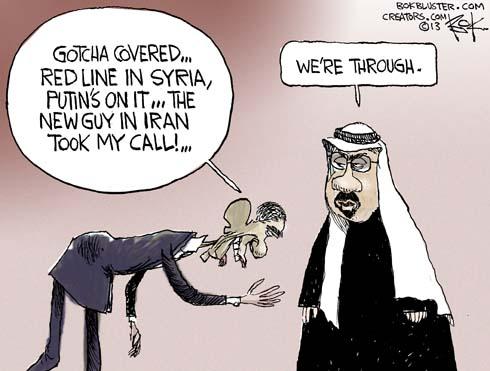 131024 unhappy ungrateful saudis obama
