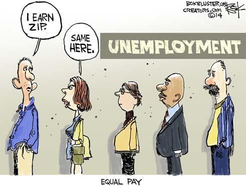 political cartoons gender inequality essay