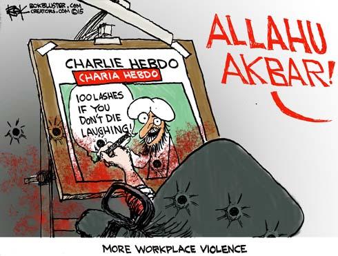 Media Cowards and the Cartoon Jihad