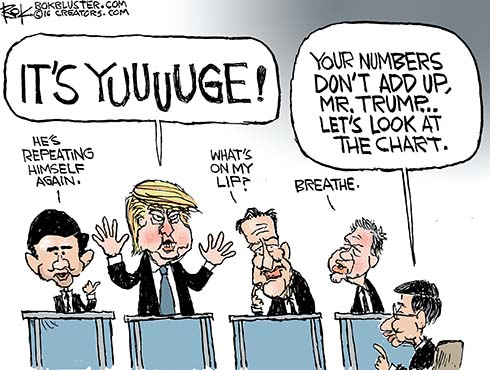 presidential package