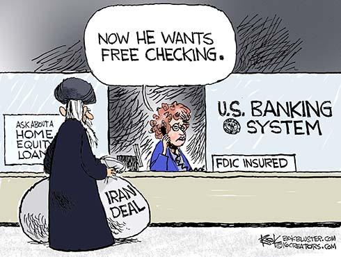 Ayatollah Banking Behavior