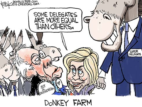 democratic superdelegates