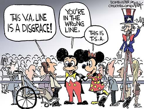 Mickey Mouse VA