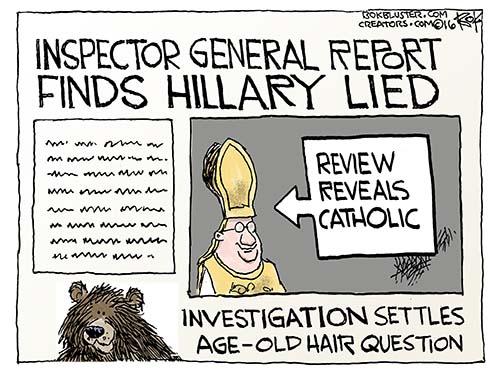 Hillary's Lies