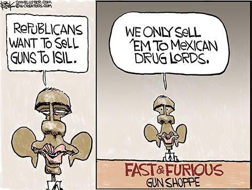 sell guns