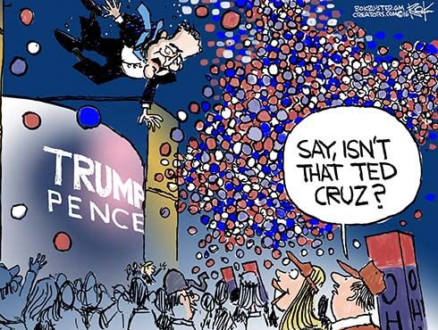 ted cruz's convention speech