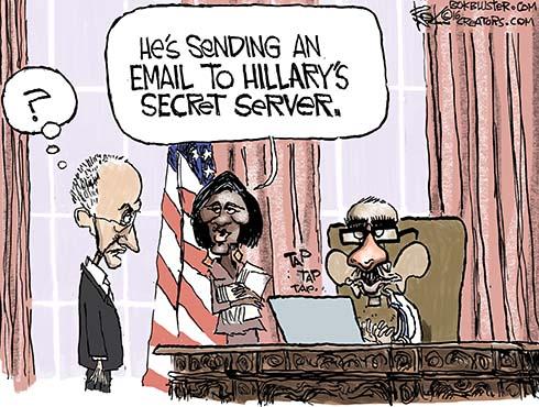 161027hillary's secret email server