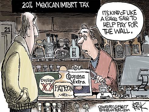 wall tax