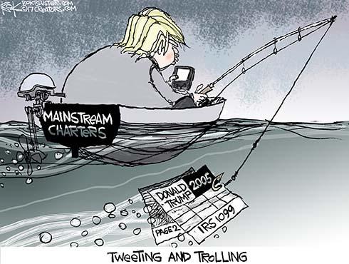 trump income tax