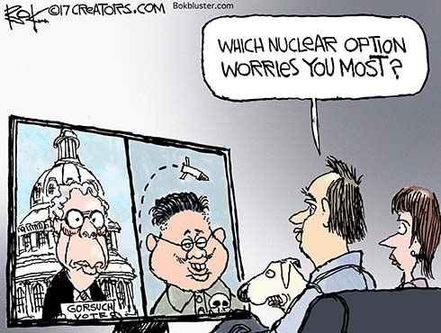 nuclear options