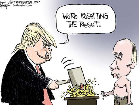 reset of a reset