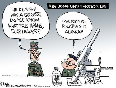 north korean means of execution