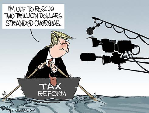 Tax Reform Rescue Mission Bokbluster