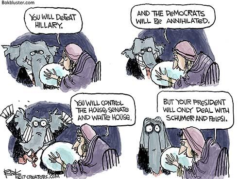 trump schumer deal