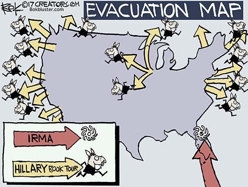 hurricane hillary