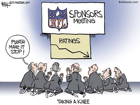 NFL sponsors