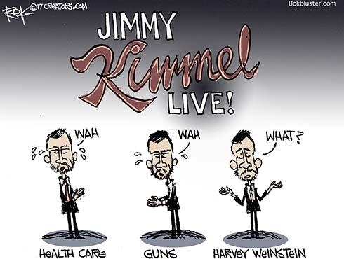 jimmy's late night opinions