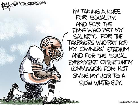 reasons for kneeling