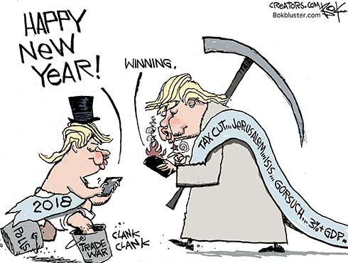 Trump's First Year