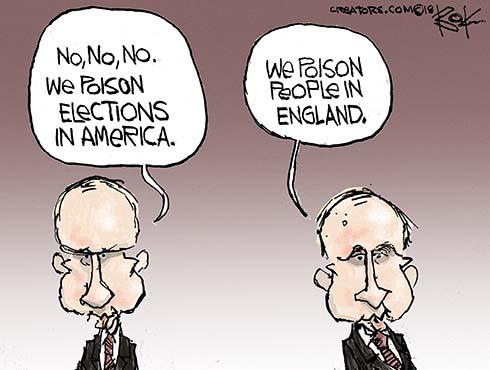Putin poison