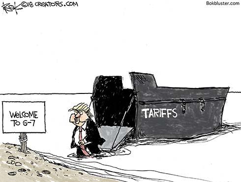 g7 American allies