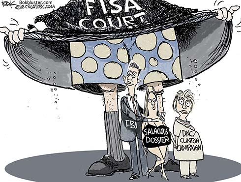 FISA court uncovered