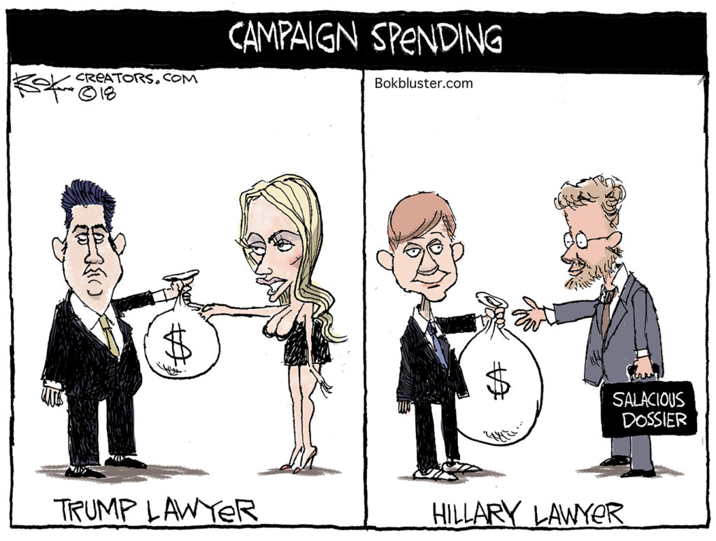 campaign spending