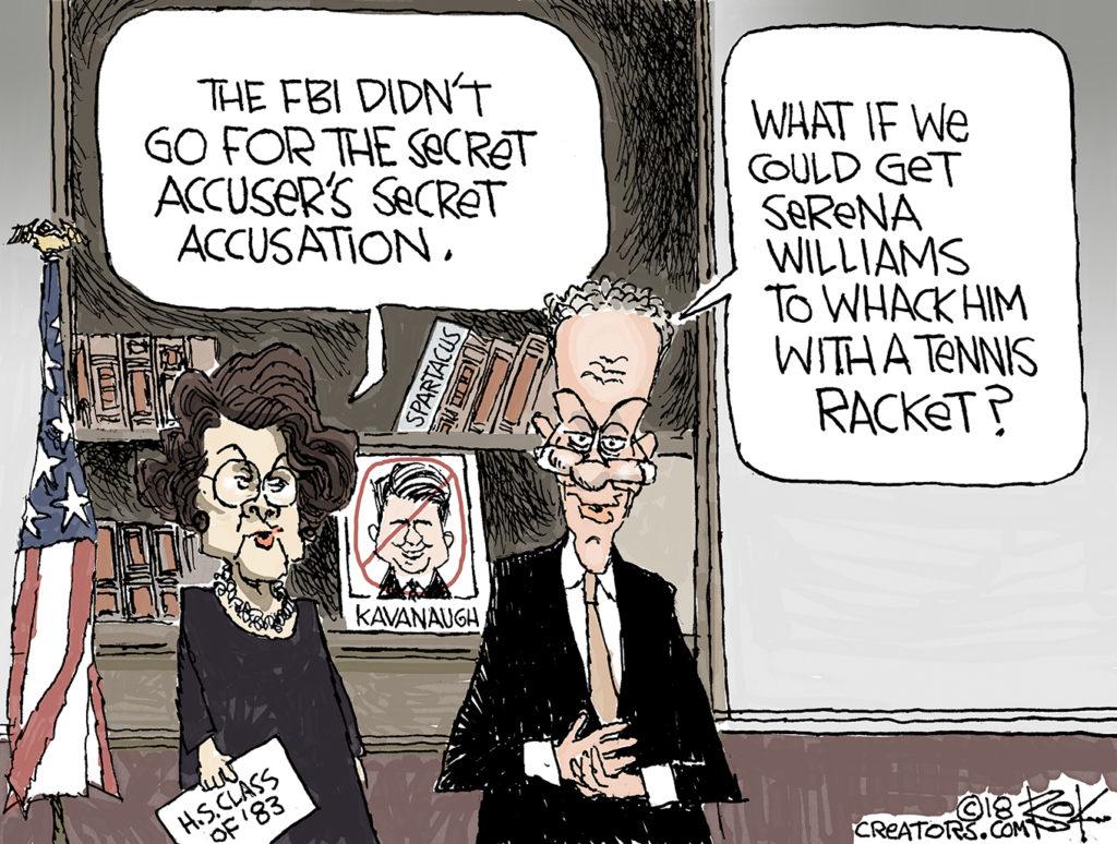 Chuck Schumer's evil schemes