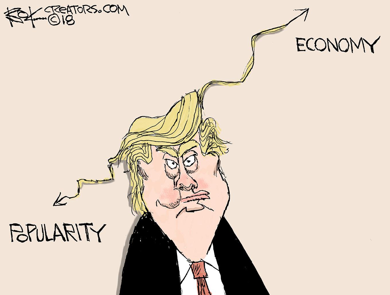 Inverted Trump Curve