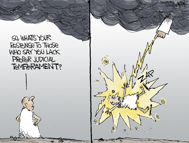 judicial temperament