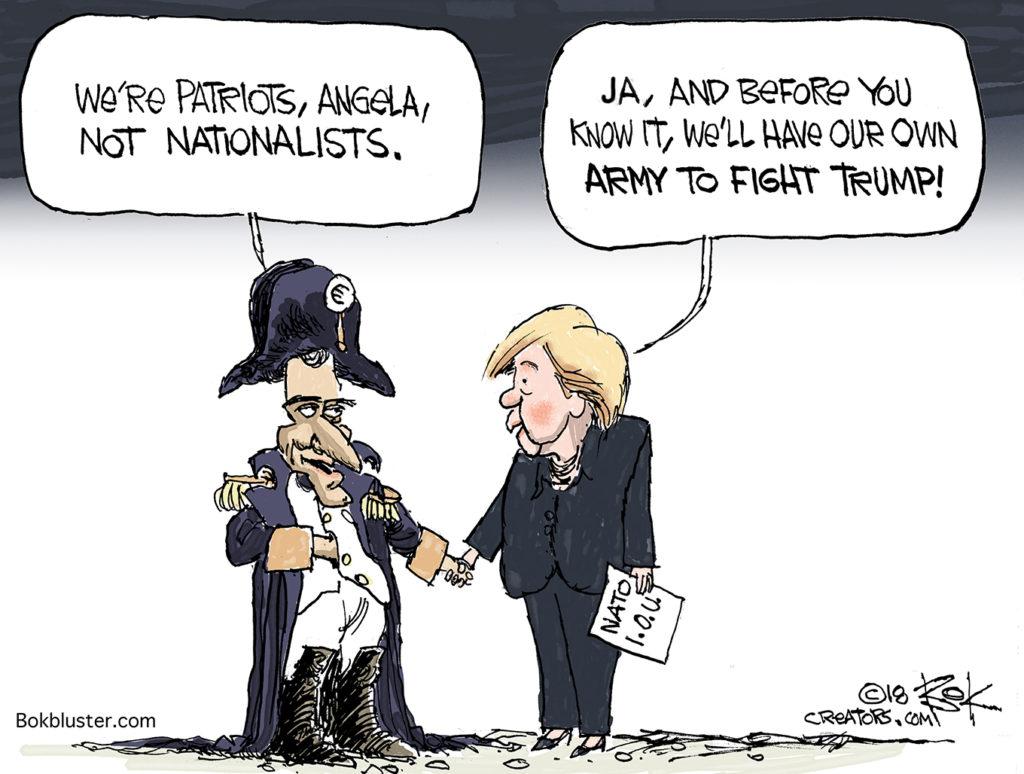 bureaucratic patriotism
