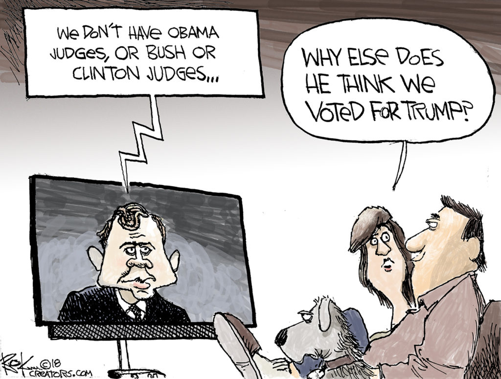 Obama judges Chief Justice John Roberts
