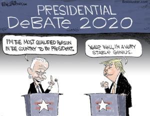 Biden / Trump debate
