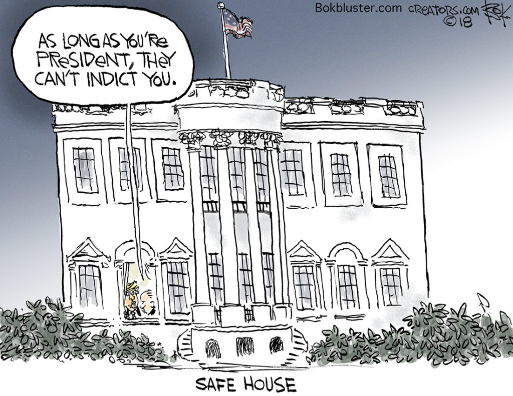 White House, safe house