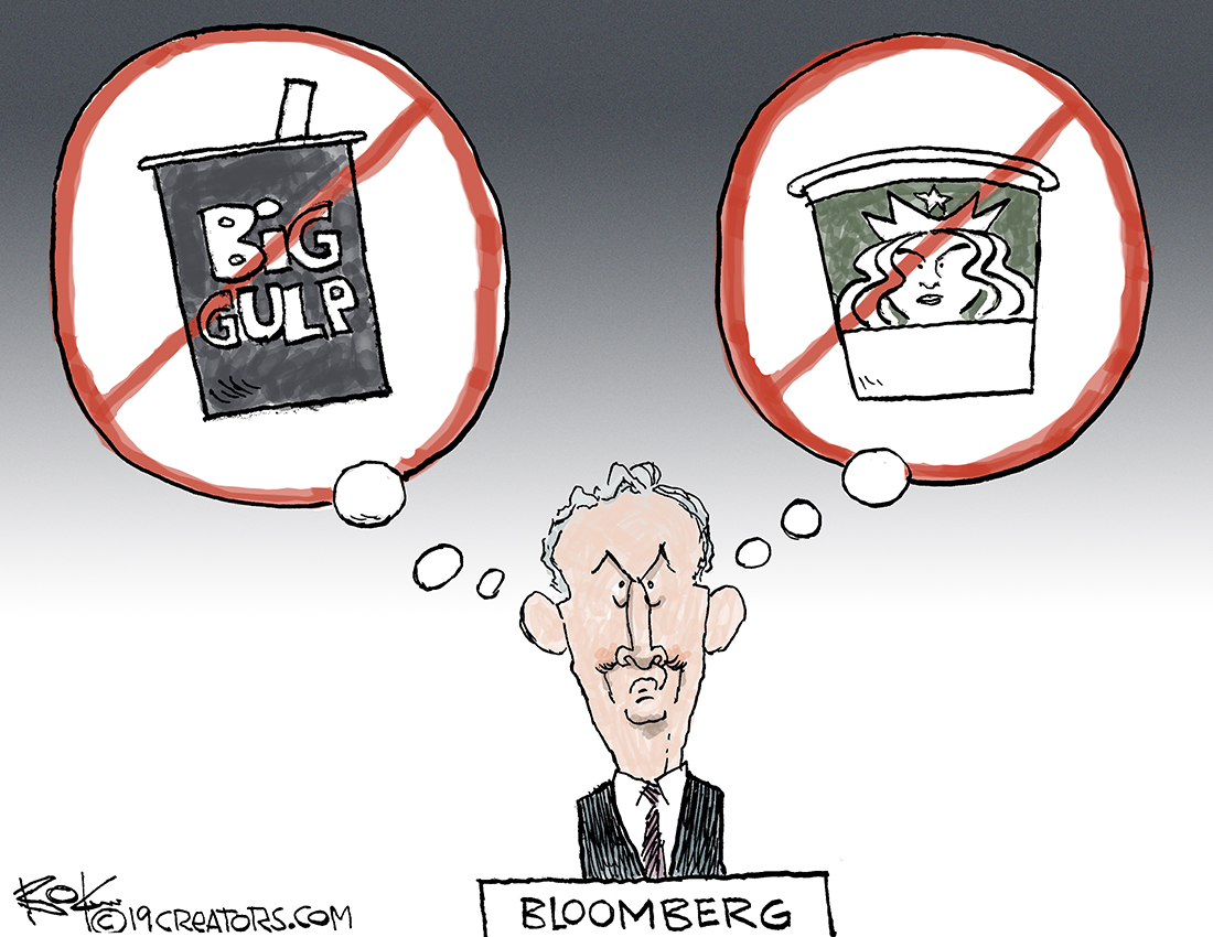 sugar scourge michael bloomberg