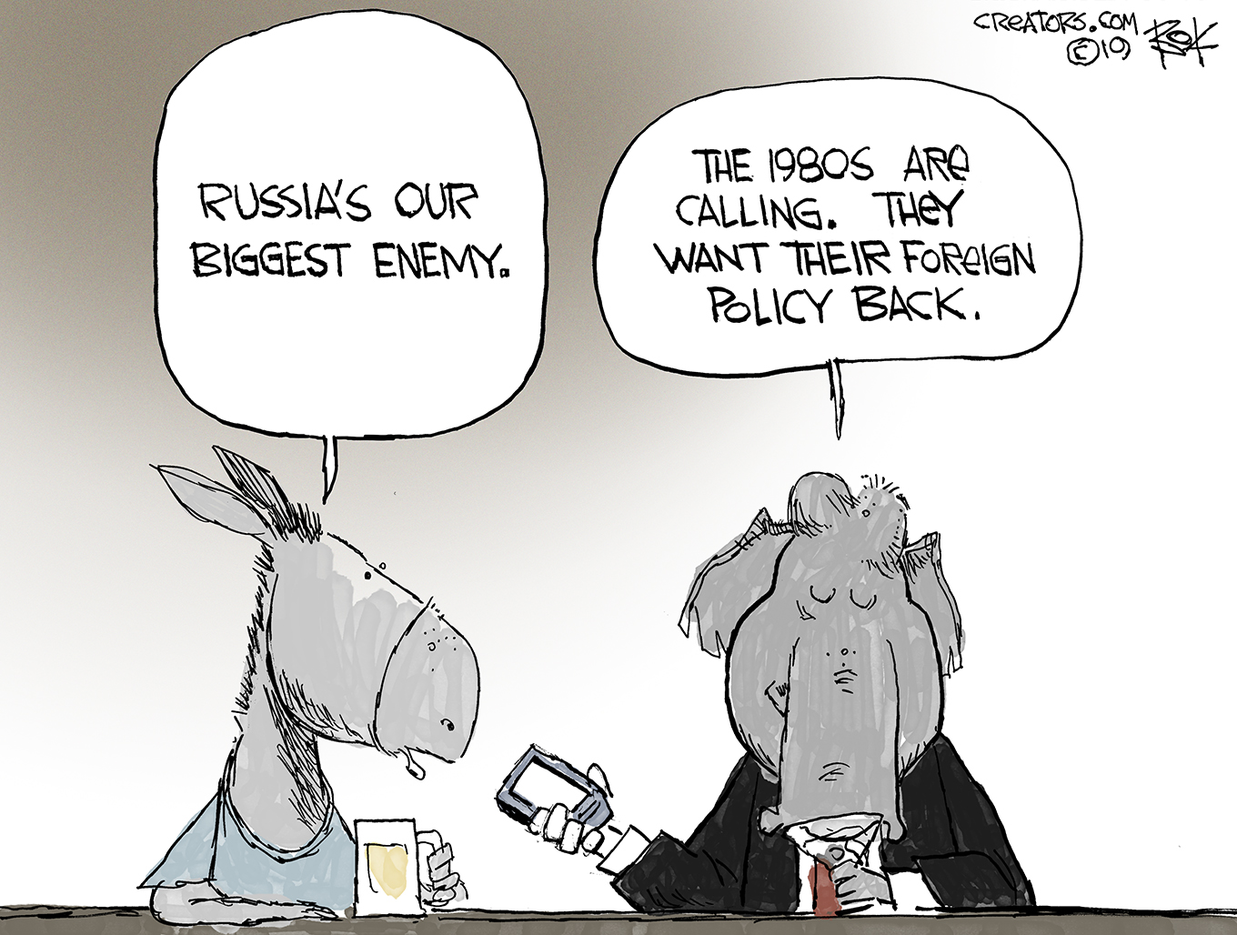 Red Scare Role Reversal