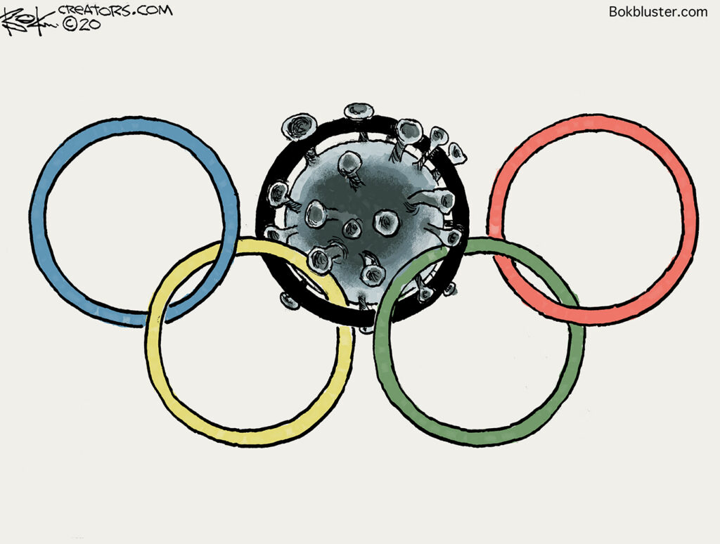 Tokyo, olympics, lockdown, 2-021