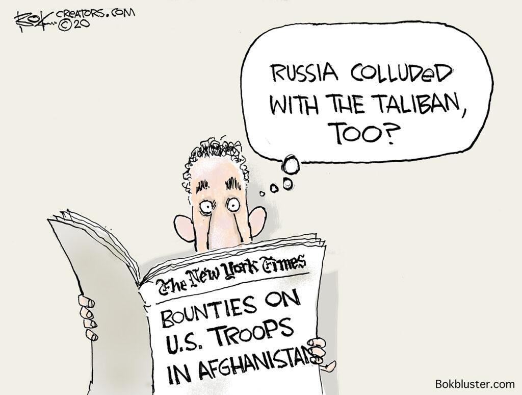 Russian bounty hunter