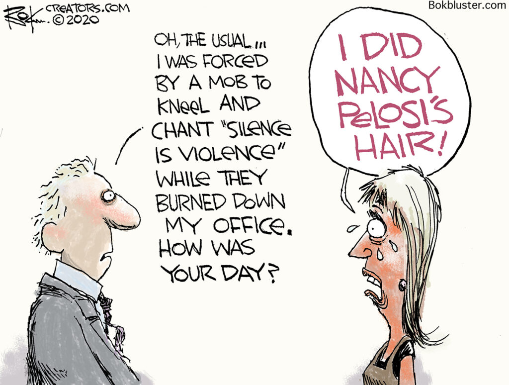 hair, pelosi, salon setup
