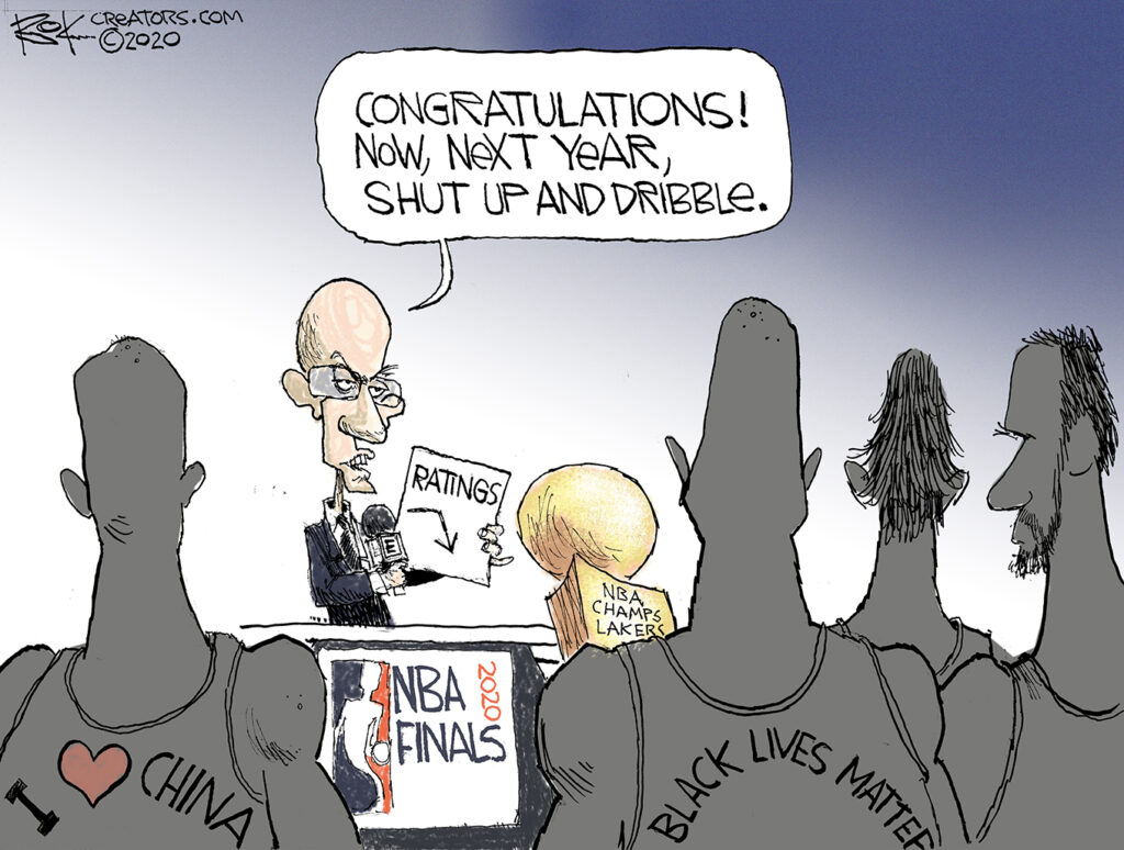 NBA title,
