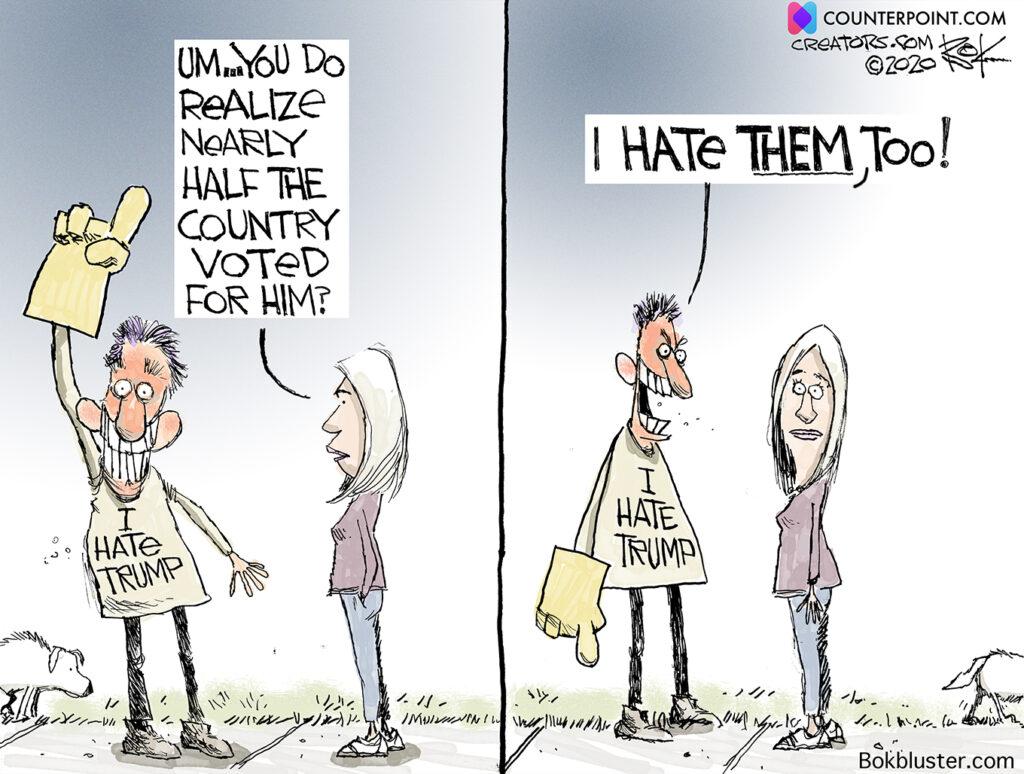 Snobs vs Deplorables