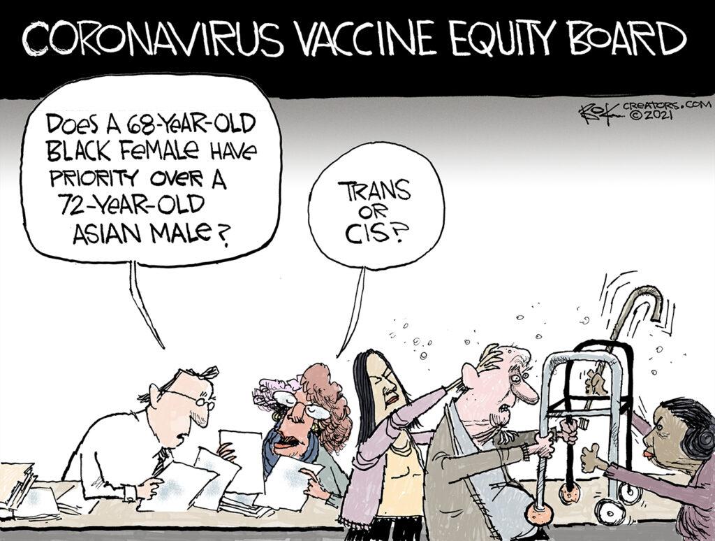 vaccine equity, coronavirus vaccine distribution