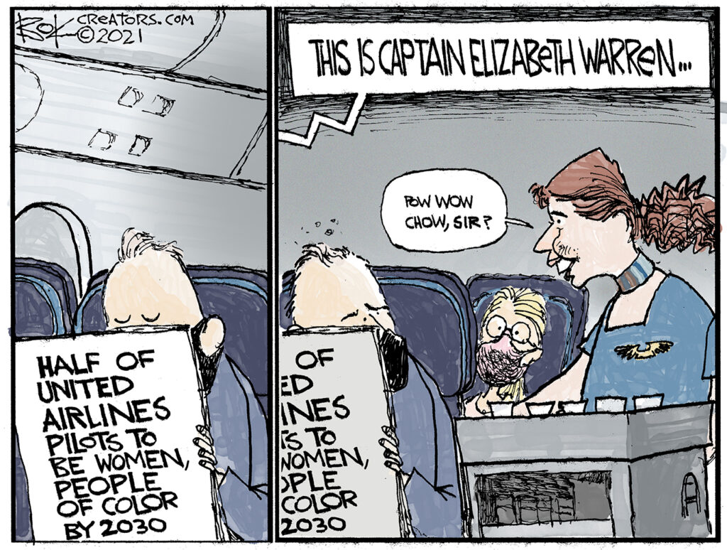 United Airlines, women and minority hires