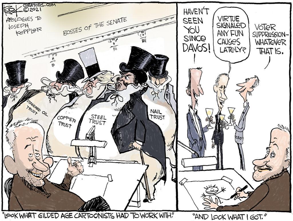 CEO, Plutocrats, politics